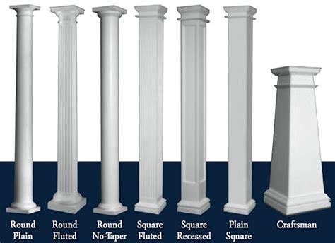 home columns outside columns pillars identify such a pillar some