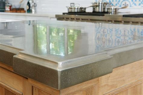 Pewter Countertops Cost by Design Indulgence Obsession Pewter