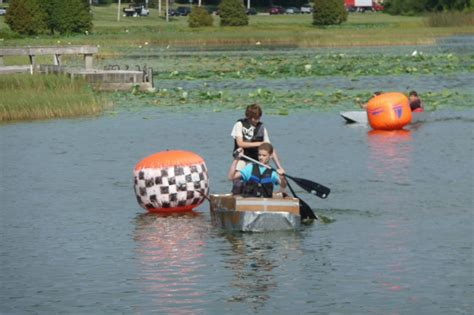 cardboard boat race lakeland florida a great day in lakeland fl september 17 2011