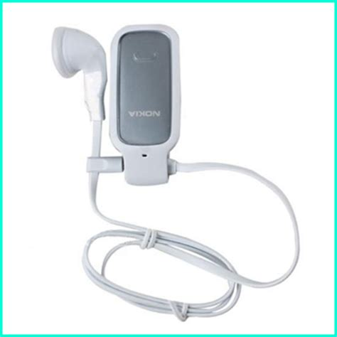 Headset Bluetooth Nokia Original genuine nokia bh 106 bluetooth headset clickbd