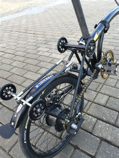 Modified Bicycle Rack by 42 Best Images About Brompton Modifications On