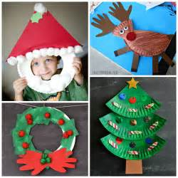 Baby Ornaments Christmas - christmas paper plate crafts for kids crafty morning