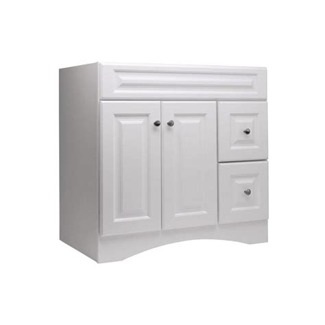 Style Selections Bathroom Vanity Style Selections 20d Vsdb36 Northrup 36 In W X 21 In D