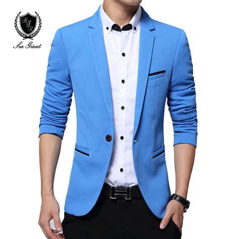 Fashion Blazer Hanako Wanita Casual aliexpress buy new mens fashion brand blazer casual