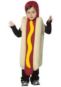 Food Costumes Toddler Hotdog Costume Food Costumes Funny Costumes