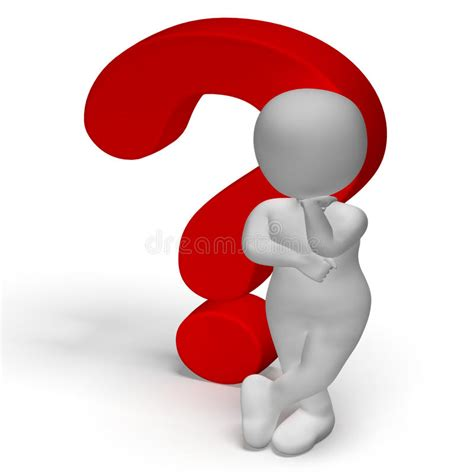 Or Question About Question Marks And Shows Confusion Or Unsure Stock Photo Image 29592040
