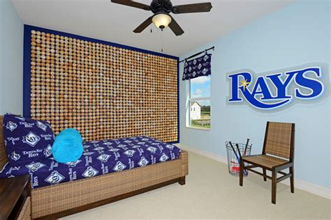 baseball room eclectic ta by cardel homes