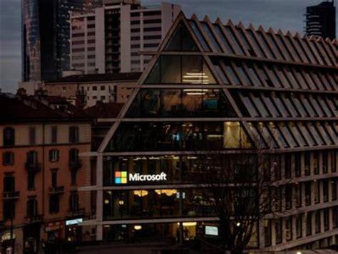 sede di italia microsoft italia apre la nuova sede di una 171 house