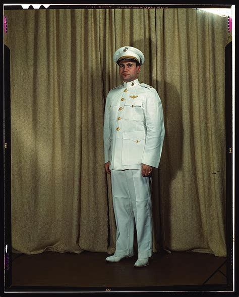Officer White by Wwii Letters Photos Of Uniforms Worn During Wwii