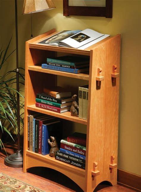 mission bookstand popular woodworking magazine