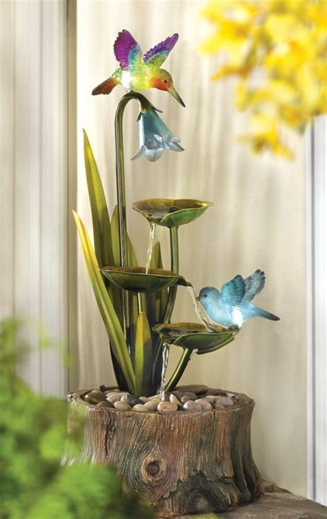 home garden decor water fresh garden decor