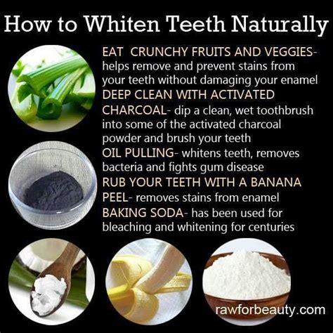 teeth whitening a la