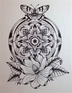 Tattoo tatted pinterest thigh piece the butterfly and thighs