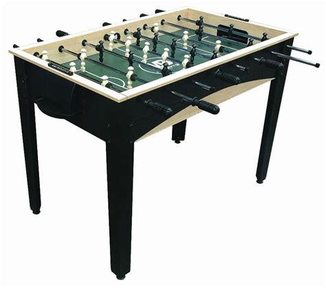 standard foosball table size standard size foosball table complete foosball game from