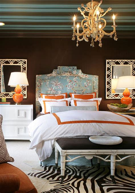 brown and orange bedroom ideas turquoise room 12 ideas for inspiration
