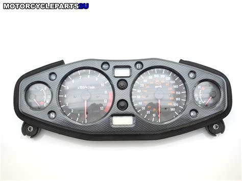 Suzuki Hayabusa Speedometer 99 00 01 02 03 04 05 06 07 Hayabusa Speedometer Used Ebay