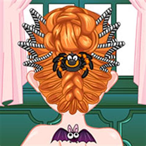 Halloween Haircut Games | halloween hairstyles play best free game at gamefree co