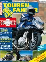 Motorrad Online Heft by Suzuki Gsf 1250 Bandit Stellungnahme Suzuki Tourenfahrer