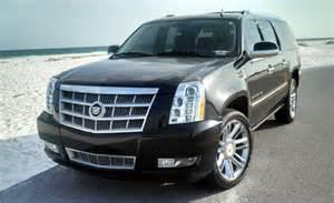 2013 Cadillac Escalade Platinum Edition Bay Limo 2013 Cadillac Escalade Esv Platinum Bay Limo