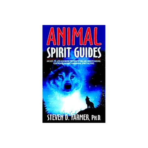hay house books animal spirit guides by steven farmer
