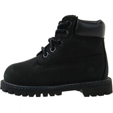 black toddler boots timberland 6 quot premium toddler 12807 black nubuck infant