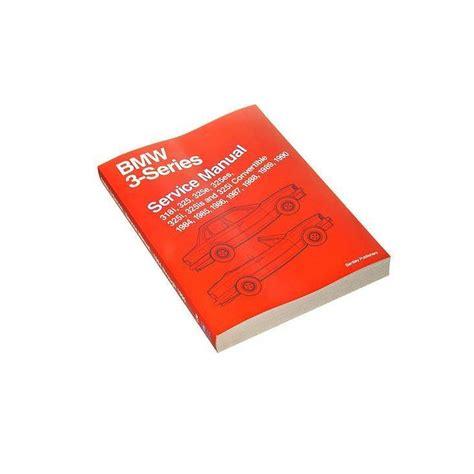 bmw  bentley repair manual