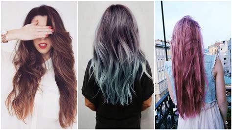 moda corte de pelo cortes de cabello largo bonitos 2018 fashion moda