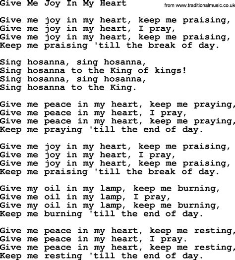 in lyrics wedding hymns and songs give me in my txt