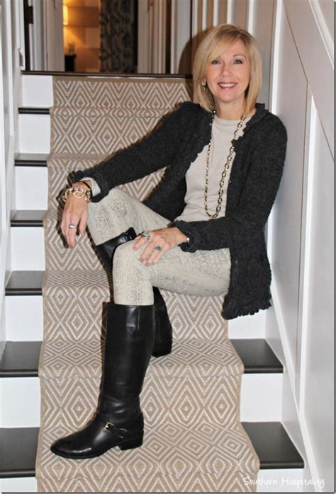 Fashion Over 50: Sweaters   Southern Hospitality