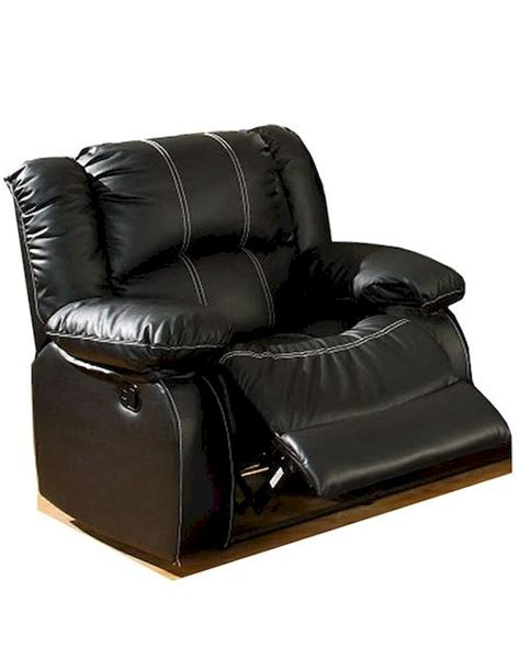 black rocker recliner chair mcf furniture black rocker reclining chair mcfsf3591c