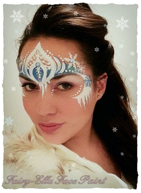 25 best ideas about frozen paint on facepaint painting