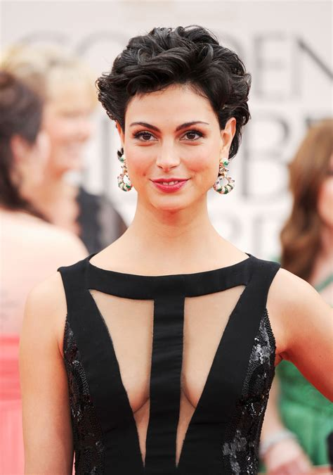 Morena Baccarin at 69th Annual Golden Globe Awards in Los