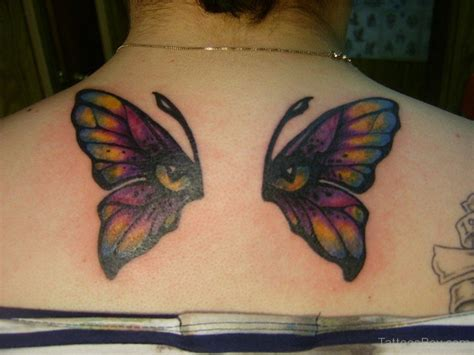 tattoo butterfly with eyes butterfly tattoos tattoo designs tattoo pictures page 5