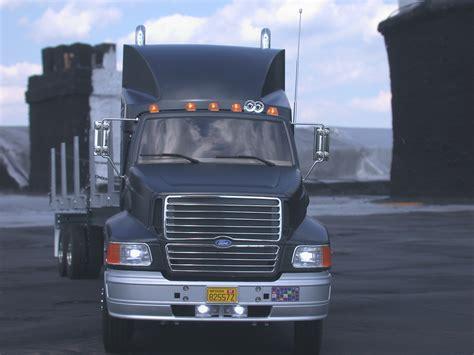 fs tamiya ford aeromax tractor trailer multifunction