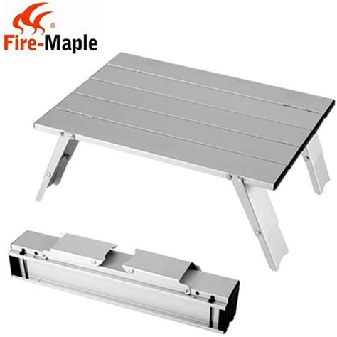 Backpacking Table by Maple Portable Urltra Light Aluminium Alloy Outdoor