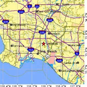lakewood california map lakewood california ca population data races
