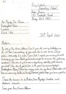 letter of application letter of application exle ks2