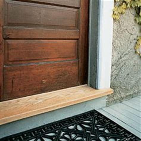 Exterior Door Sill Replacement 1000 Images About Door Threshold Sill Replacement On Pinterest Window Repair Doors And Diy Door