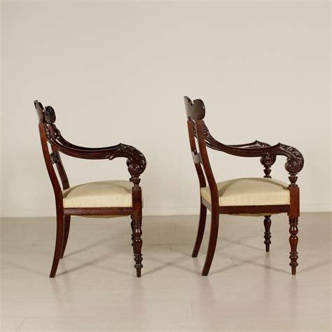 poltrone in inglese coppia di poltrone inglesi sedie poltrone divani