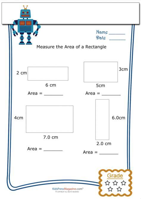 printable area width wpf measuring area worksheet rectangle 1 kidspressmagazine com