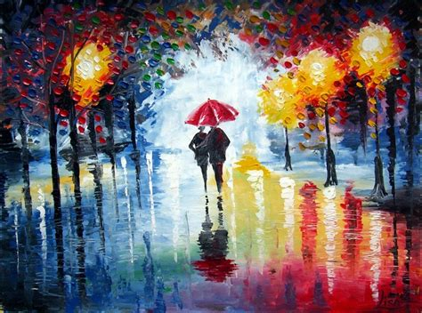 paint nite for couples painting a walking in the