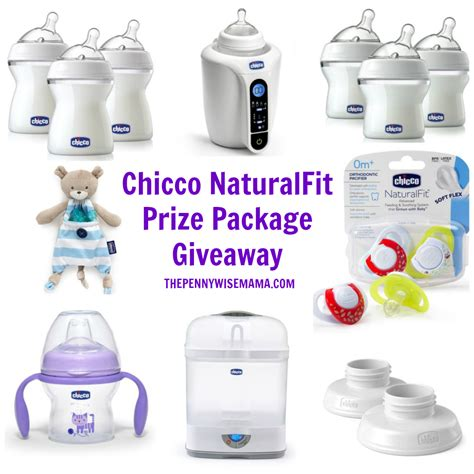 Chicco Giveaway - chicco naturalfit feeding line giveaway the pennywisemama