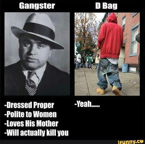 Real Gangster Meme - gangster ifunny