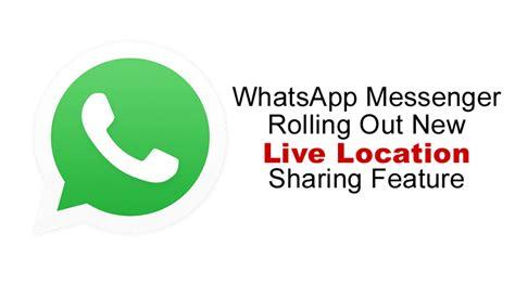 whatsapp wallpaper location how do whatsapp live location sharing works techyv com