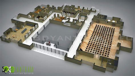 Small Apartment Floor Plans One Bedroom by 3d Floor Plan Design Interactive 3d Floor Plan Yantram