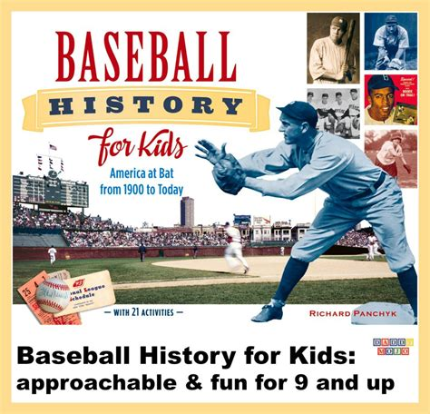 the great book of baseball interesting facts and sports stories sports trivia book 3 books baseball history for approachable and for 9 and up