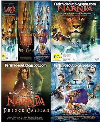 film genre narnia narnia 1 3 complete collection subtitle indonesia full