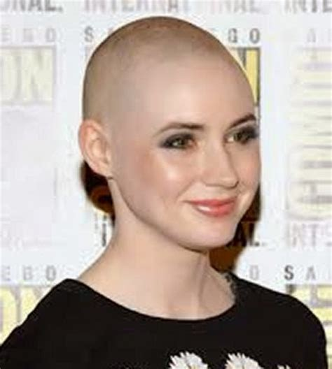 ladies bald haircut video indifferent shaved hairstyles for women