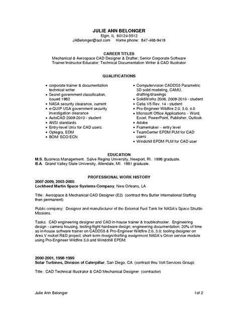 Manufacturing Test Engineer by Manufacturing Test Engineer Resume Sle Manufacturing Design Engineer Sle Resume Battery