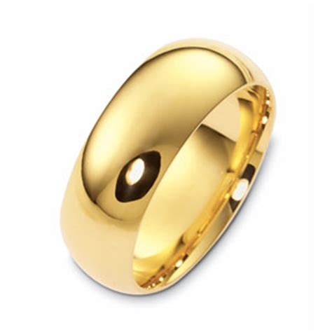 traditional wedding rings